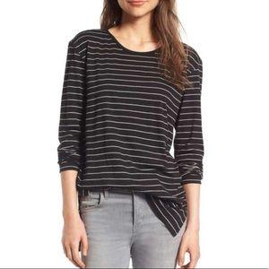 BP. Striped Long-sleeve