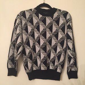 Vintage Sparkly Sweater