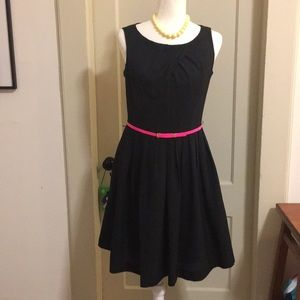 NWOT Ellen Tracy black dress size 8