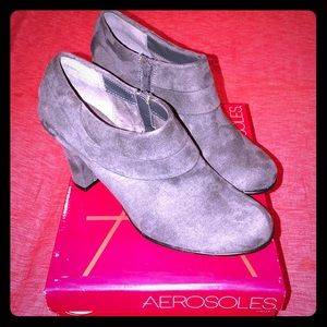 AEROSOLES Role Player Bootie
