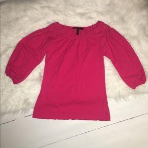 Bcbgmaxazria  women blouse size xs
