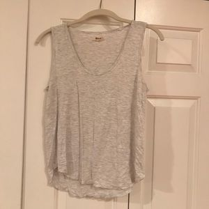 Gray Madewell tank top