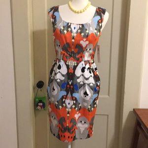 NWT Maggy London sheath dress size 6