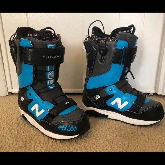 fantastic savings super cute running shoes 686 x New Balance snowboard boot (NWT) NWT