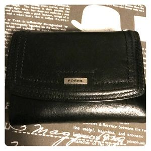 Ladies fossil wallet