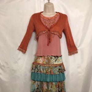 Other - Sara - 3 Piece Skirt Set