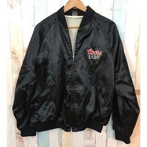 Vintage Coors Light Jacket