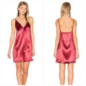 MINKPINK Budoir Slip Dress