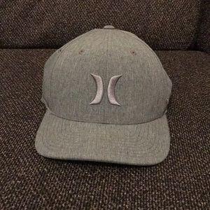 Men's Hurley flex fit and Nike dri-fit hat
