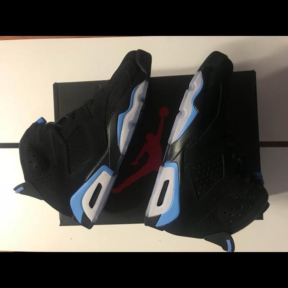 new style 706a7 92d5b UNC Jordan 6s NWT