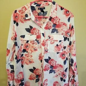 GAP - Women's Long Sleeve Shirt
