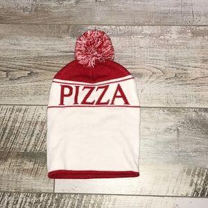 Pizza Beanie NWOT