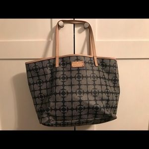 Kate spade over sized tote
