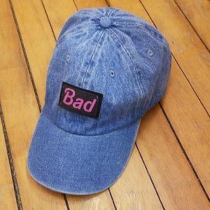 Aliens of Brooklyn BAD Denim Dad Hat