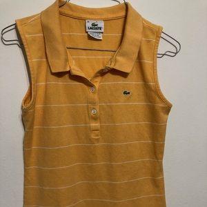 Lacoste Sleeveless Shirt