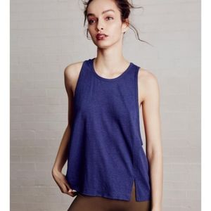 NWT Free People Movement Wicked Tri Tank Sz Large