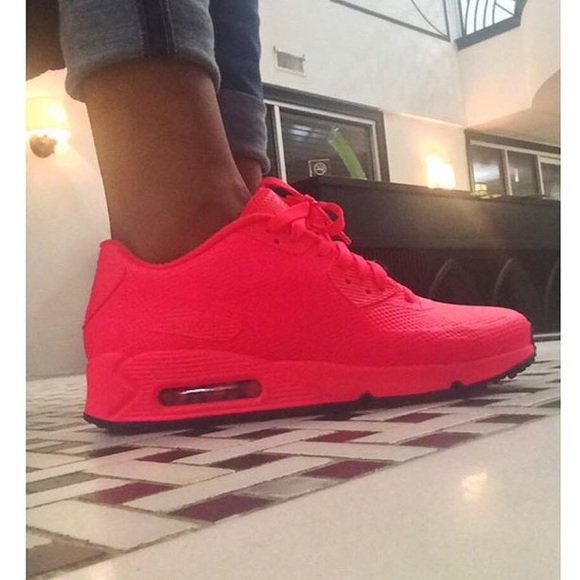 the best attitude 8943b 518bb ... buy hot nike air max hot pink solar red 36bb3 44b7a aed5a b90d6