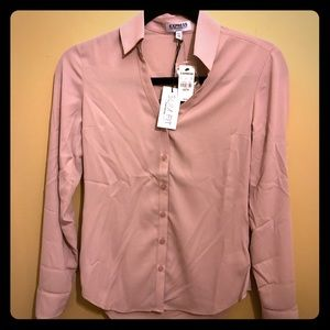 Express blouse NWT never worn.