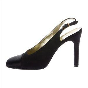 Chanel Authentic Black Heels