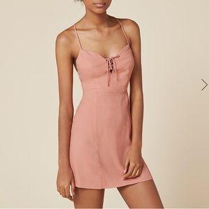 Jen Dress (in Blush)
