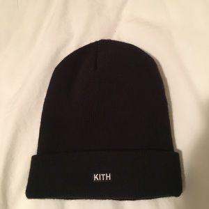 Kith Logo Beanie