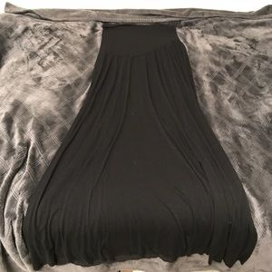 Black Maternity Skirt