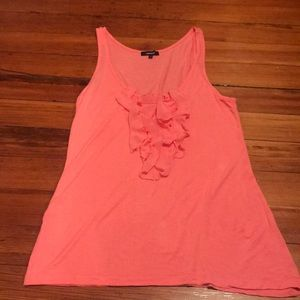 Pretty in pink express tank