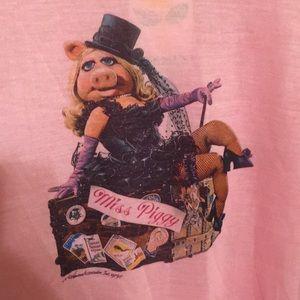 Pink Miss Piggy Tee