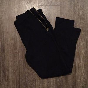 Kate Spade black leggings!