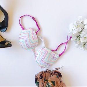 Victoria's Secret Cotton Lingerie Push Up Bra