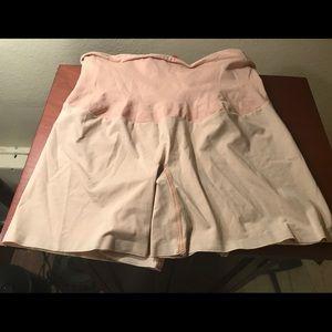 Short short spanx size large