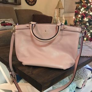 Kate spade New York tote bag with crossbody strap