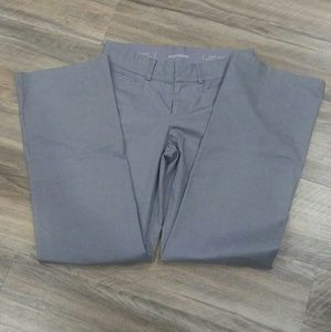 4 for $15 Dockers grey flat front pants