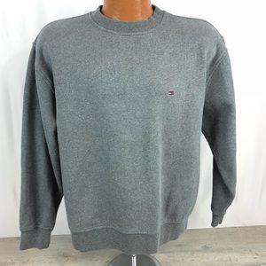 Tommy Hilfiger Crewneck Sweatshirt Flag Logo