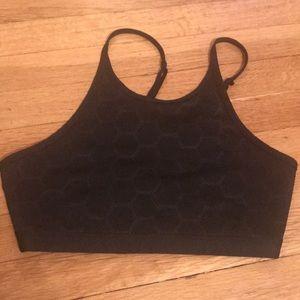 Lorna Jane high neck sports bra