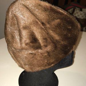 Pelz coohleeminth Beaver hat