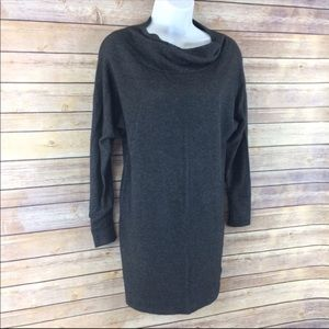 Vince Grey Sweater Tunic/Dress - Size Small
