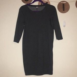 Old navy cocoon knit dress