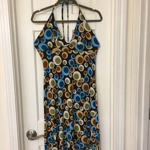Great halter dress for all occasions