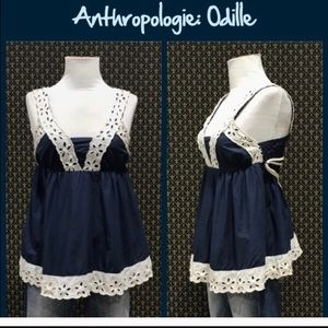Anthropologie Odille Tank