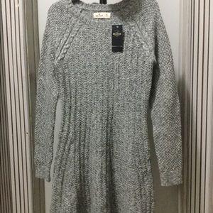 New Hollister Sweater Dress