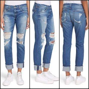 'The Dre' Slim Fit Boyfriend Jeans