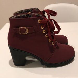 Brand new boutique boots!