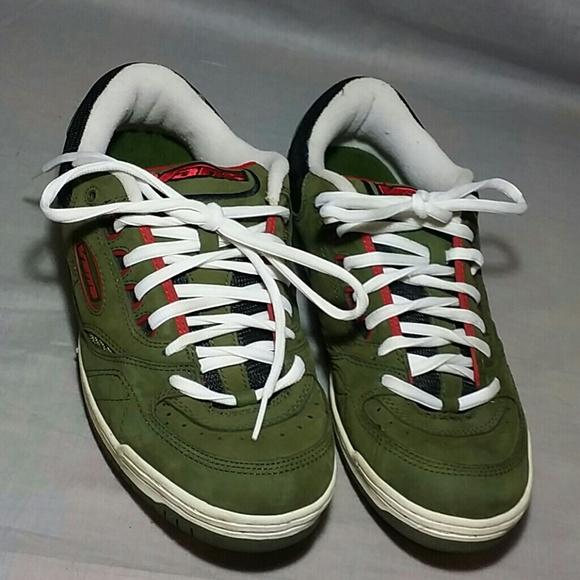 2115d7253204 Vans Shoes Dark Green Size 14 Leather Lace-ups. M 5a2f3e5f36d594dbb301290c