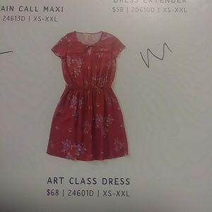 Art class dress