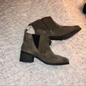 Dark Grey CLARKS Ankle Boots! BRAND NEW!