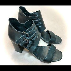 Zara Chunky Heel Sandal