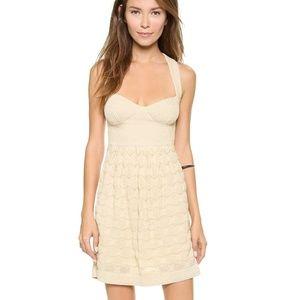 M Missoni Lurex Bubble stitch dress