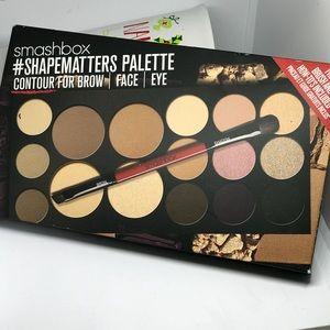 Sale!!!! Smashbox Shapematters Palette