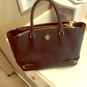 Tory Burch black purse